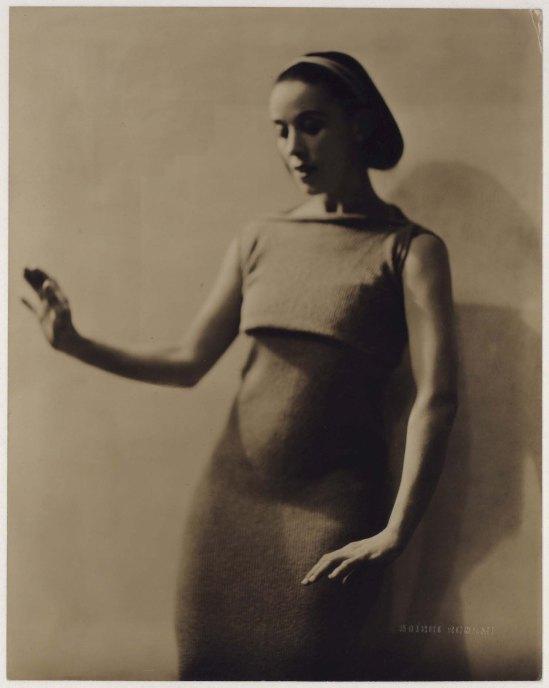 Soichi Sunami  Martha Graham  Ekstasis, No. 1, 1933