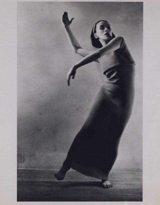 Soichi Sunami  Martha Graham  Ekstasis, No. 2, 1933