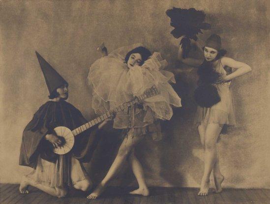 Soichi Sunami - Martha Graham Dancers, Marionette, No. 1,1920