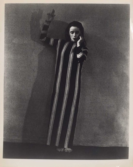 Soichi Sunami - Martha Graham Two primitive canticles, 1931