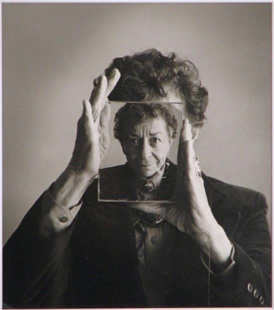 Ruth Bernhard Double by Marguaretta Mitchell