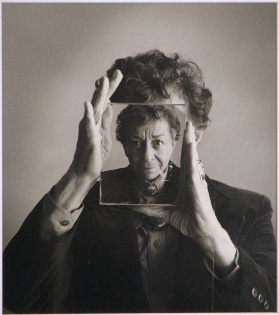 Ruth Bernhard Double by Marguaretta Mitchell