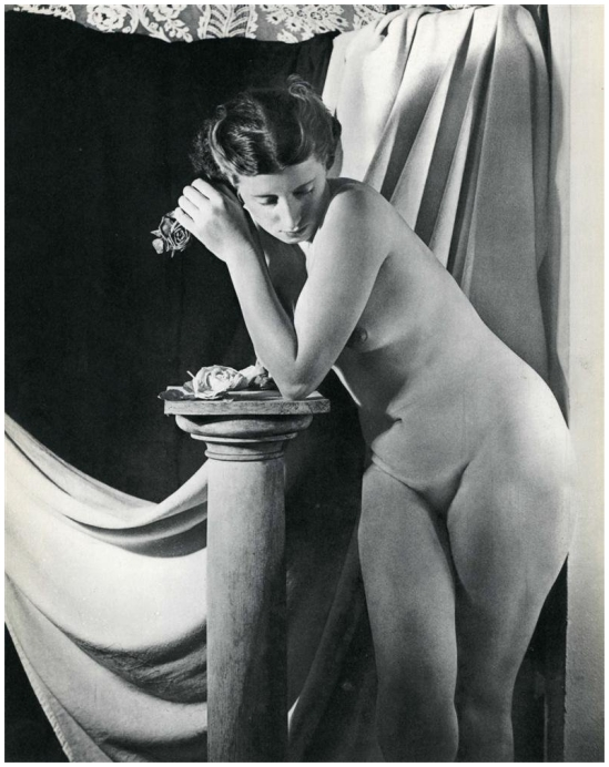 Florence Henri -Nu , Paris, 1932