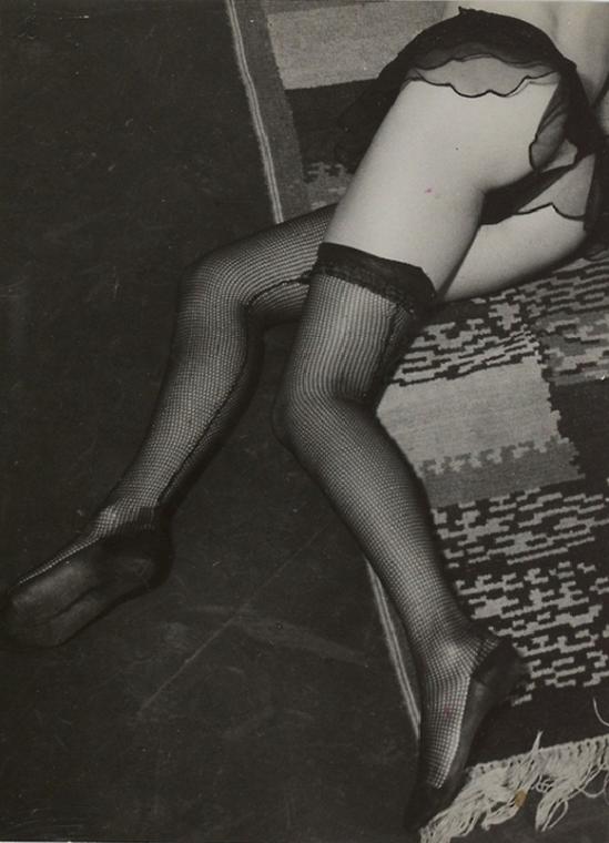 Brassaï-Hotel de passe , rue Quincampoix-1932