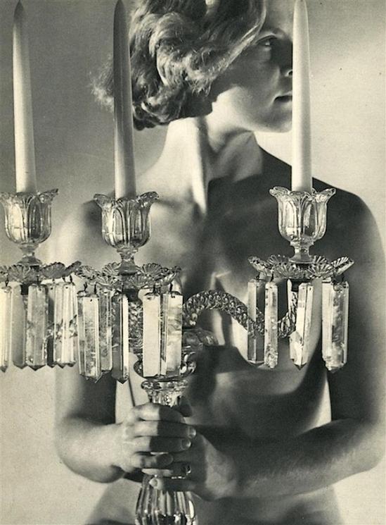 Dora Maar-Candelabra, c1935