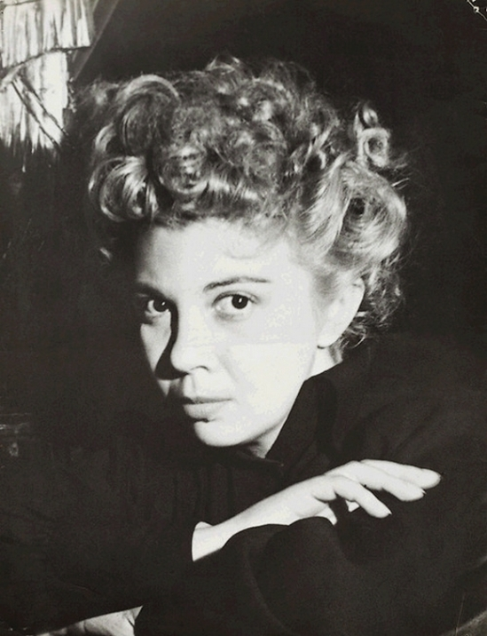 Dora Maar - Leonor Fini, 1936