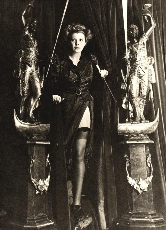 Dora Maar - Leonor Fini, Paris, 1936