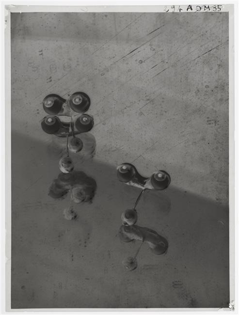 Dora Maar -Les Yeux,  negatif, serie photomontage c.1932-1935 2