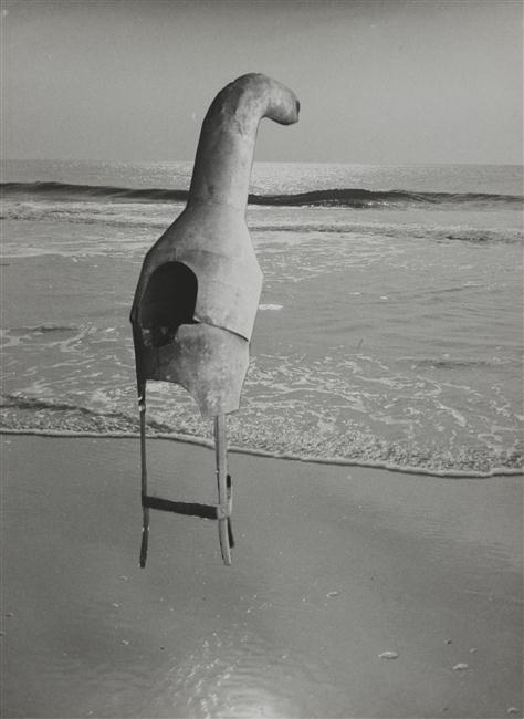 Dora Maar -Monstre sur la plage 1935