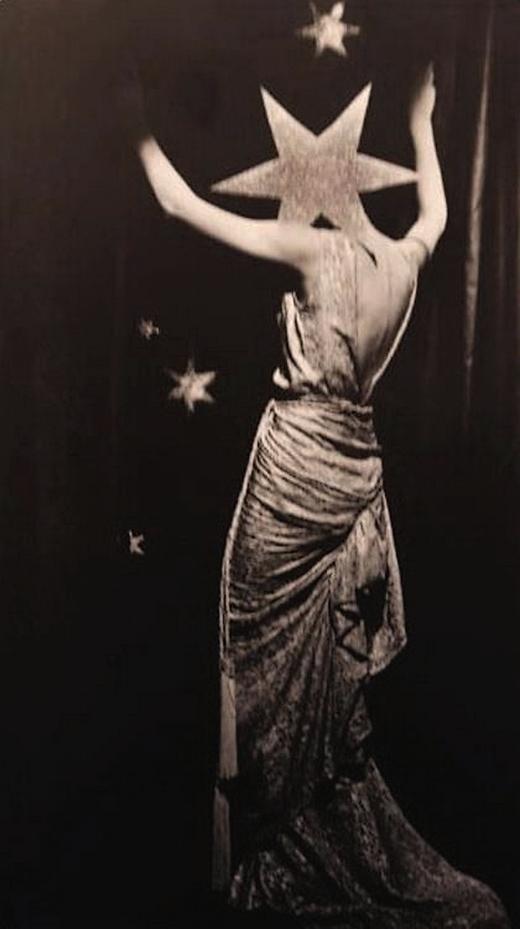 Dora Maar, photgraphed by Rogi André, Paris, 1947.