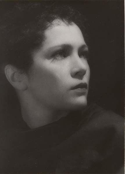 Dora Maar- Portrait of Nadia Sibiskaïa, 1930