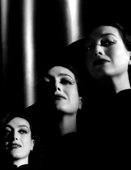 Joan Crawford - by GJoan Crawford - by George Hurrell c1935-36 - No More Ladies directed by Edward H. Griffith, 1935
