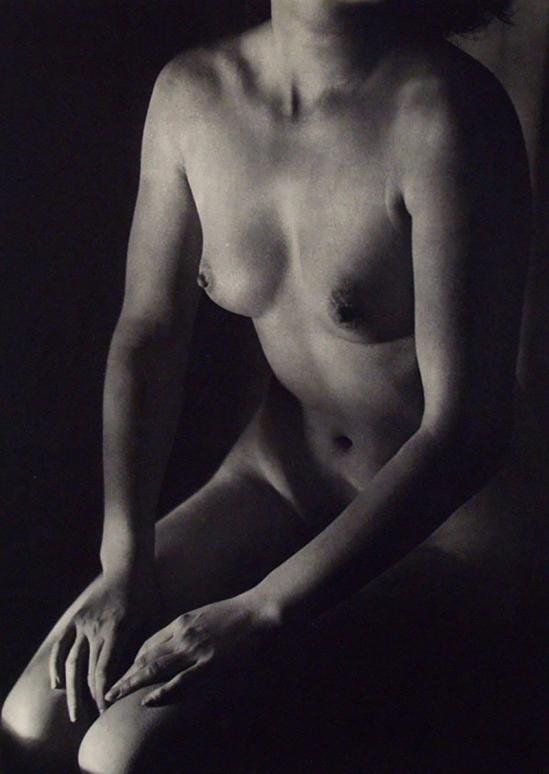 Aurel Bauh - Nu #13, 1936, ( photogravure)