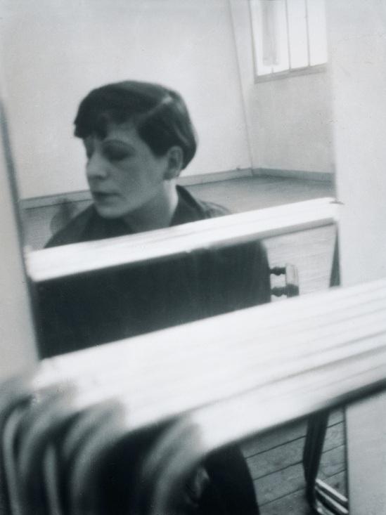 Florence Henri- autoportrait, 1928