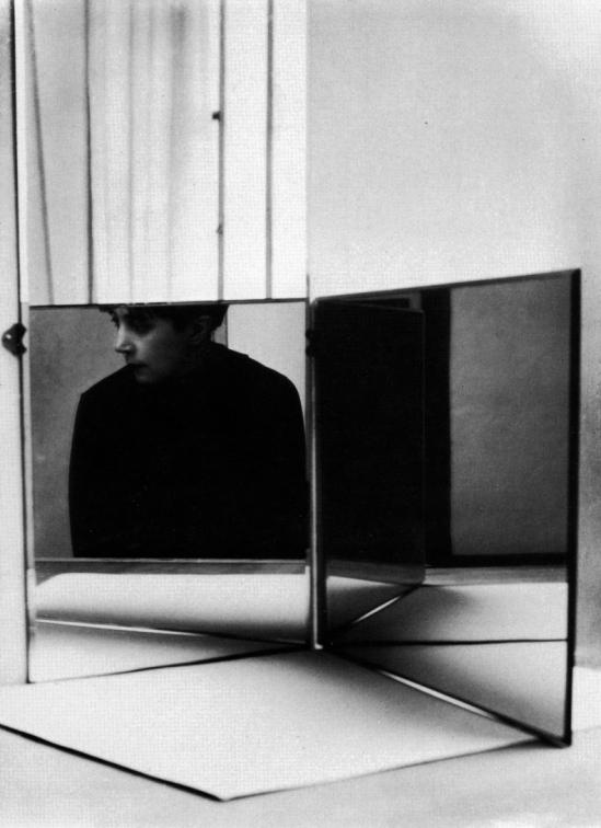 Florence Henri- Portrait Composition (Margaret Schall), 1928