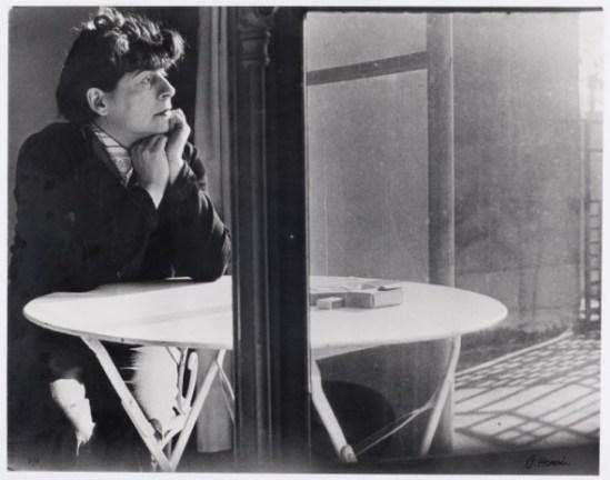 Florence Henri- Self-portrait, 1938