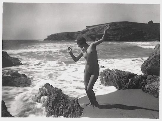 Marcel Meys- Akt (même serie et modèle que Narcisse) , 1930