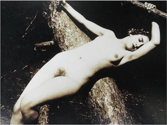 Marcel Meys - Etude de nu dans la nature, vers 1930