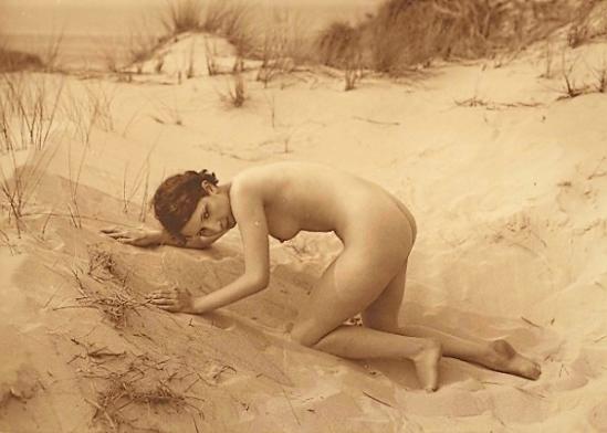 Marcel Meys Femmes Nu anatomique étude extérieure, 1930