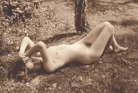 Marcel Meys - Femmes Nu anatomique étude extérieure 1930