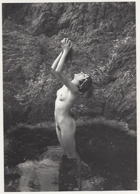Marcel Meys- femmes Étude de nu extérieur, 1930