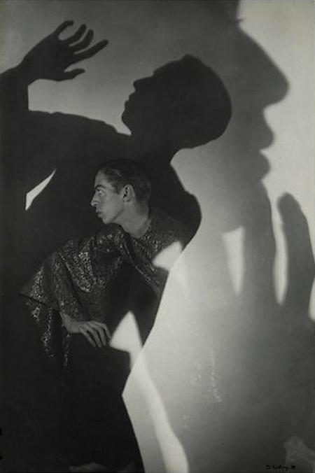 Edmund Kesting - Tanzfiguren  Dean Goodelle, 1930