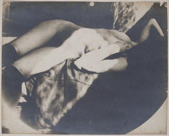 George Hendrik Breitner- NUde 1890-1910 . Gelatin silver print