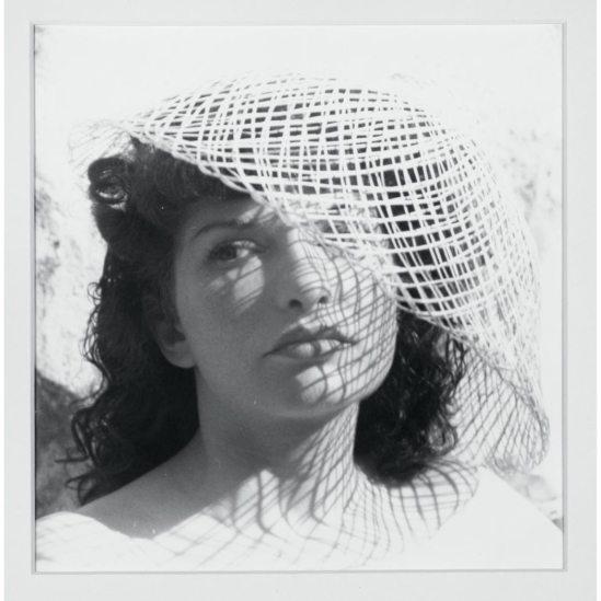 Alexander (Hammid) Hackenschmied- Portrait of Maya Deren, 1940s