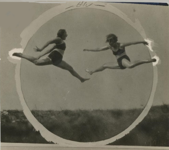 állai Lilli iskolája 1920-30 School of Lilli alla hungarian modern dance 9