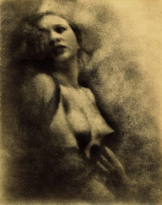 Alexander Danilovich Grinberg - Portrait du femme ( remanié, 1920)