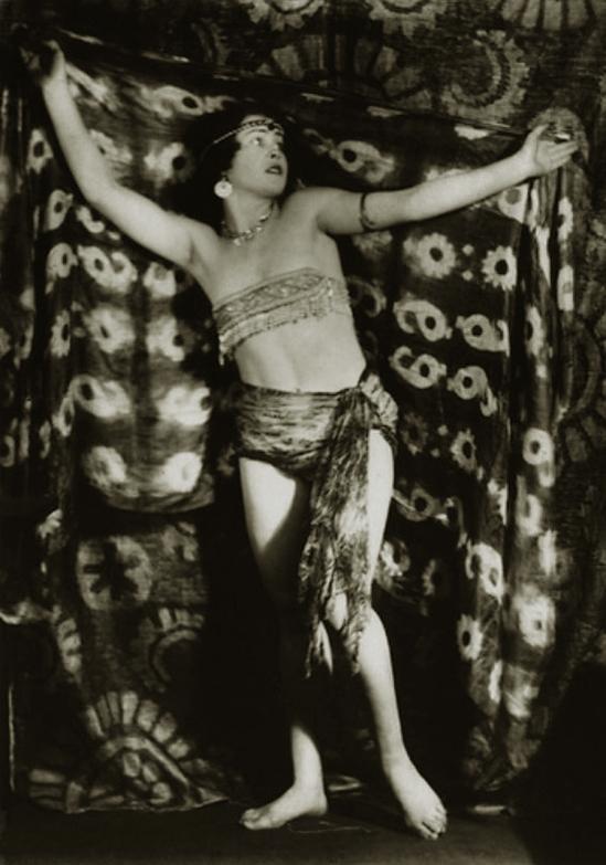 Alexander Danilovich Grinberg - , Ballet dancer Maria Pechananya 1926