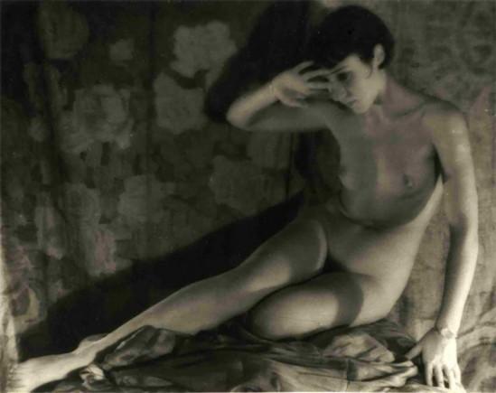 Alexander Danilovich Grinberg -Catherine Lopatina, 1924