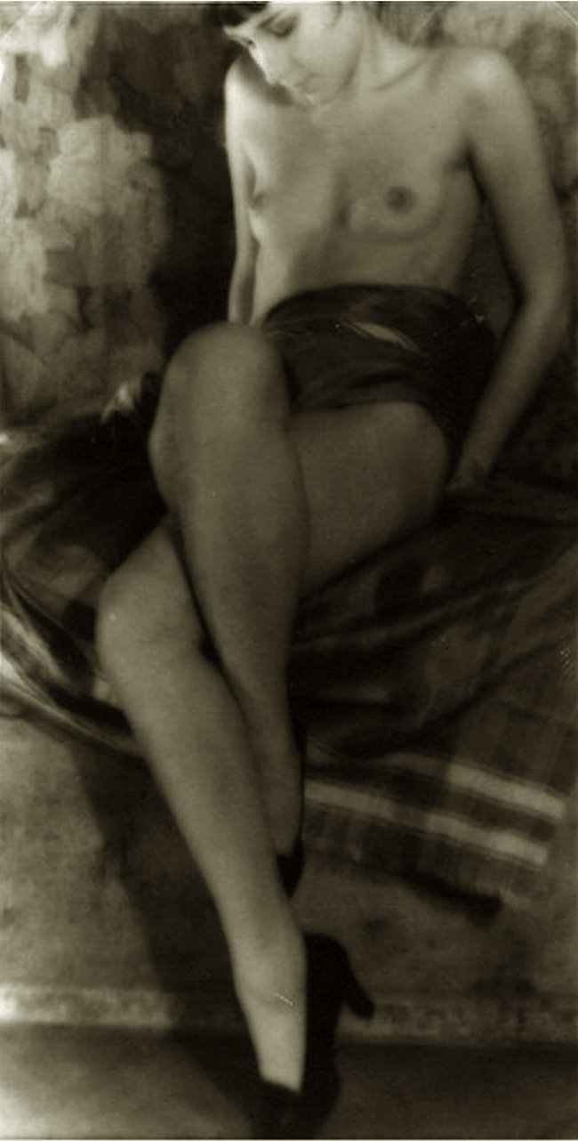 Alexander Danilovich Grinberg -Catherine Lopatina, 1924 4