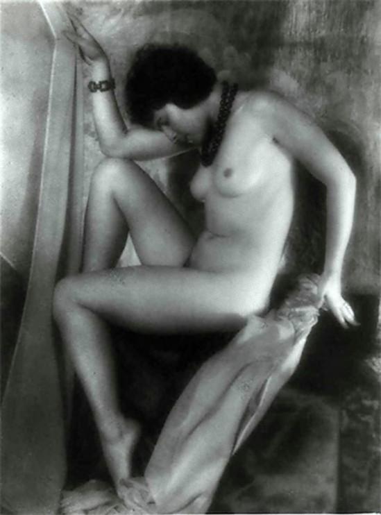 Alexander Danilovich Grinberg -Marguerite Chardinina, 1920 1_e