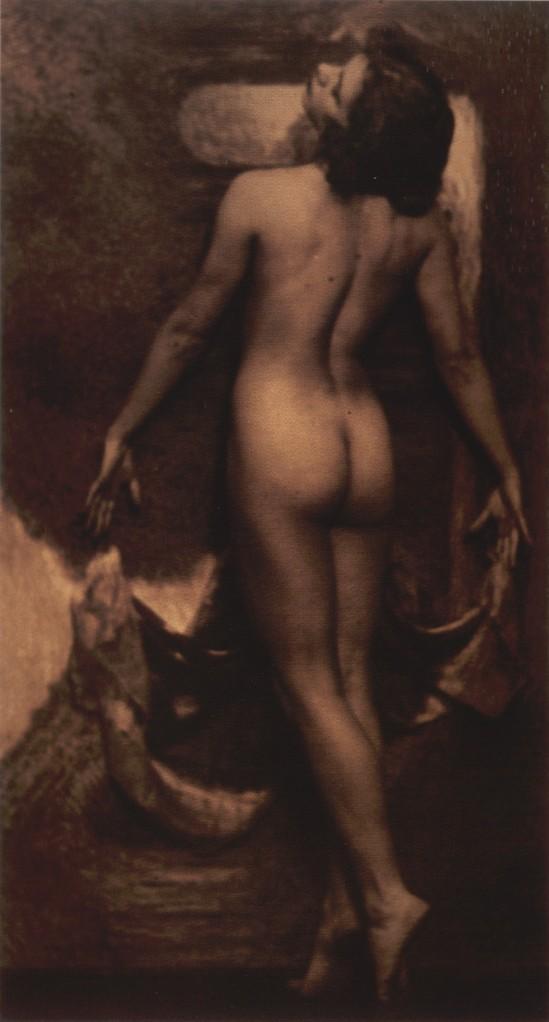 Alexander Danilovich Grinberg - Nude, 1930