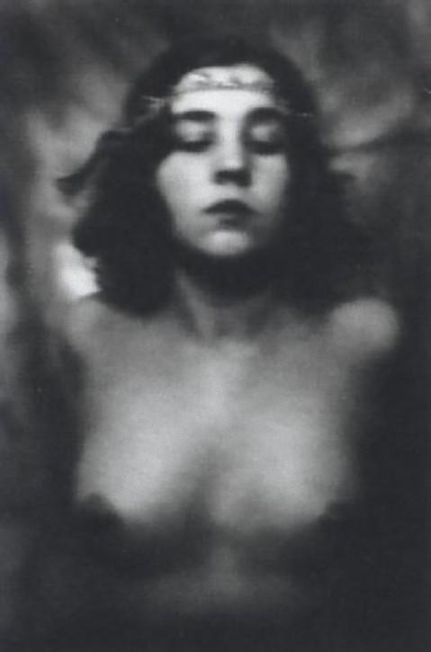 Alexander Danilovich Grinberg - Nude,(Akt) , 1928