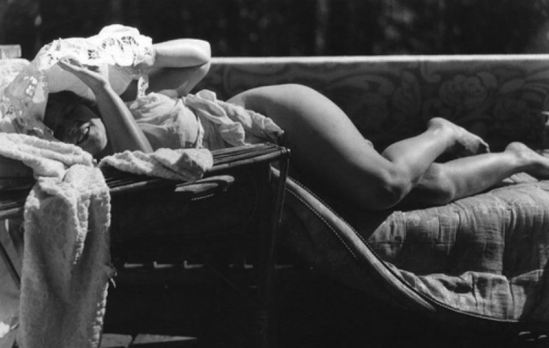 Alexander Danilovich Grinberg - Nude study Moscou, 1920