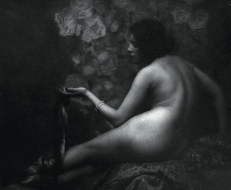 Alexander Danilovich Grinberg - Nude study, Moscou, 1928