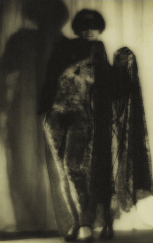 Alexander Danilovich Grinberg - nude study (Stranger) , 1926
