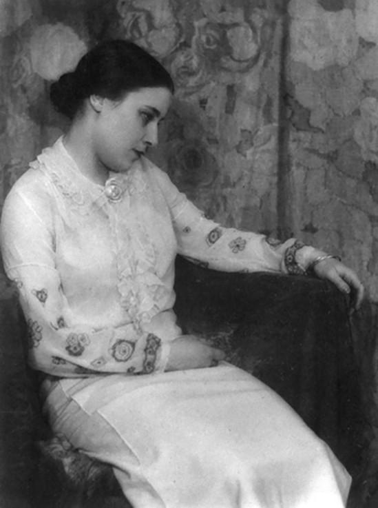 Alexander Danilovich Grinberg - Portrait, Moscou, 1910-15