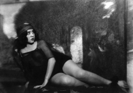 Alexander Danilovich Grinberg - Portrait, Moscou, 1928