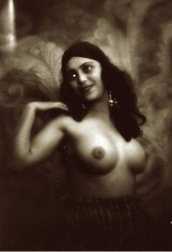 Alexander Danilovich Grinberg -Study of nude, 1930