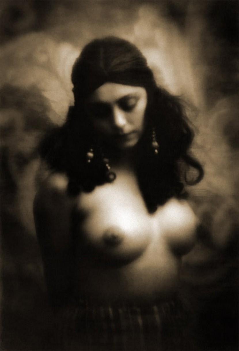 Alexander Danilovich Grinberg -Study of nude, 1930_e1