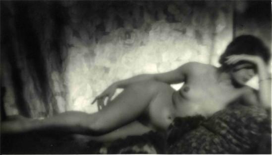 Alexander Danilovich Grinberg- Study of nude, -Catherine Lopatina , 1920s