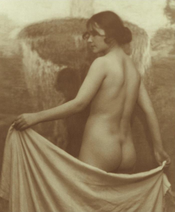 Alexander Grinberg-Bather, (Badende) , 1924