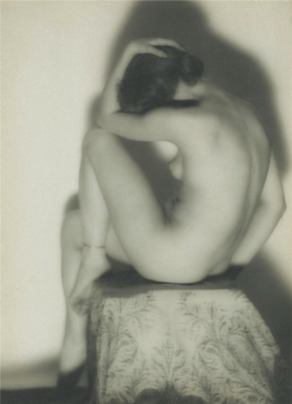 Alexander Grinberg- Nude Study ,1928