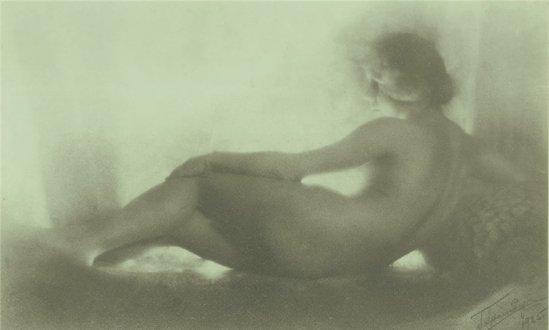 Alexander Danilovich Grinberg Reclining nude, 1925 (3)