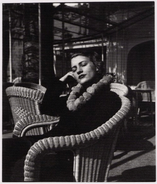 "Man Ray – Lee Miller, Juan les Pins, Antibes, France, 1930 © Man Ray Trust © ADAGP published in ""Partners in Surrealism"""