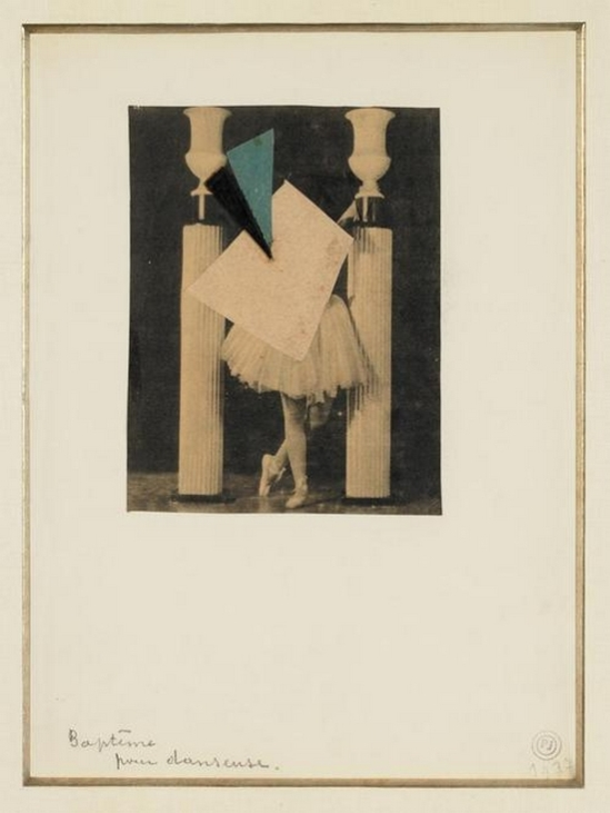 Paul Joostens - Baptême pour danseuse, 1937