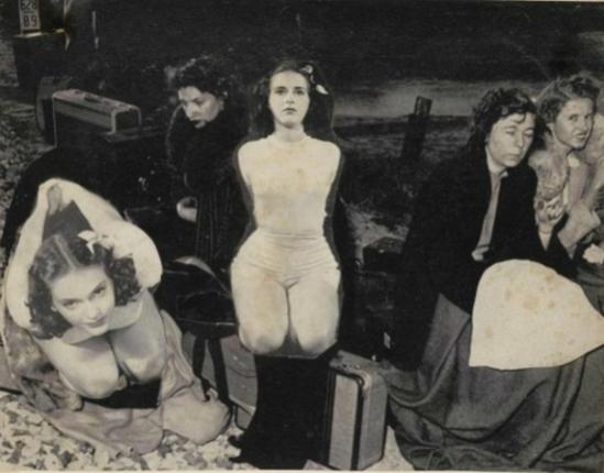 Paul Joostens - Le Mystère de la valise, 1950